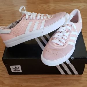NWT Adidas Lucas Premiere icy pink sneakers